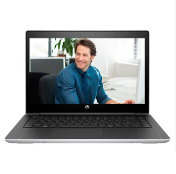 图片 惠普 HP 430 G5 13.3寸便携式商务笔记本 i5-8250u 8GB DDR4-2400 256GSSD 集显 windows 10 home 分辨率1920 x 1080一年保修