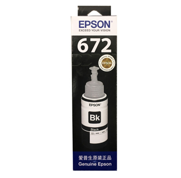 图片 爱普生/Epson T6721 (爱普生(EPSON) T6721 黑色