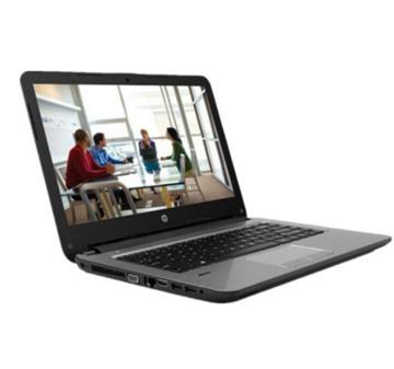 图片 惠普 HP 348 G5 14寸便携式商务笔记本 i3-8145U 4G 500G 集显  中标麒麟V7.0 一年保修 大客户优先管理服务/无线蓝牙
