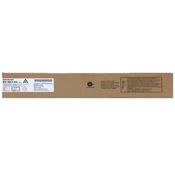 图片 夏普MX-30CTBA墨粉449g(适用于MXc3801R复印机碳粉盒)黑色
